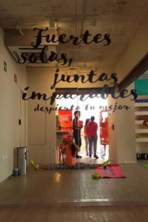 Inauguracion Nike Women Mexico