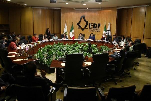 IEDF ofrece ayuda legal a capitalinos sobre presupuesto participativo