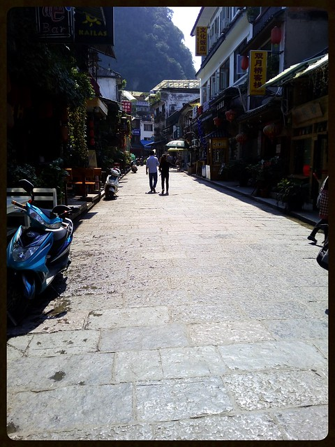 Yangshuo street view