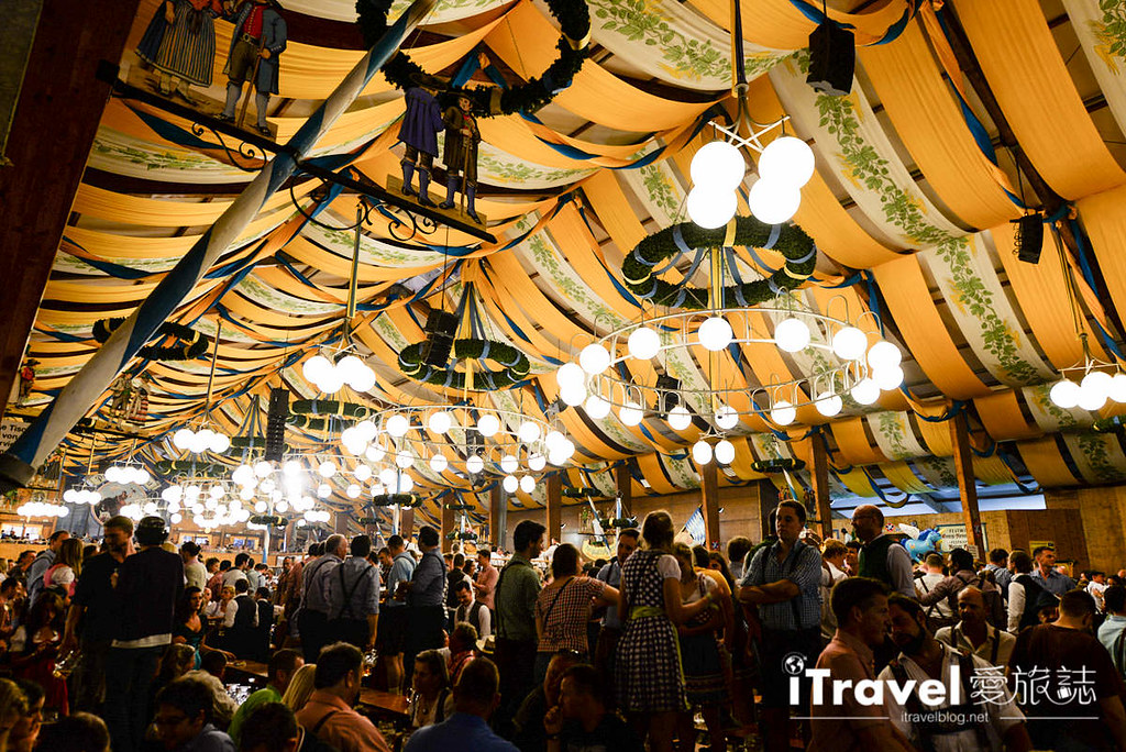 《慕尼黑啤酒节》Oktoberfest 醉欢狂饮:节庆直击心得分享