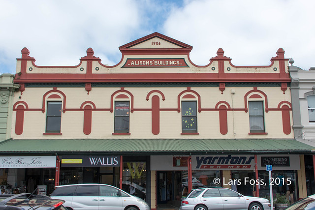 Alisons' Buildings, Devonport