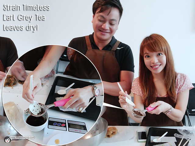 1872 Clipper Tea Straining