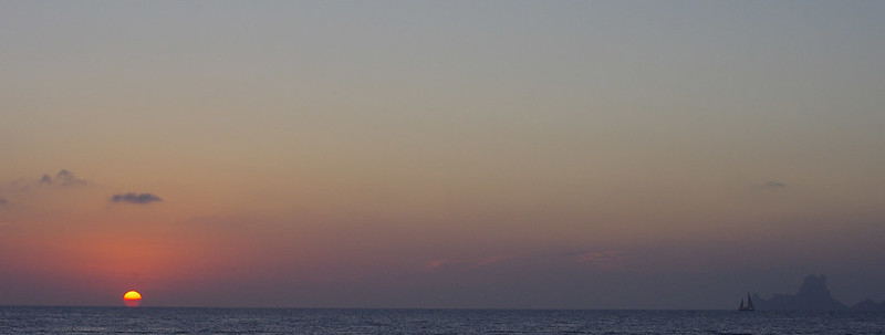 Panorama - Coucher de soleil