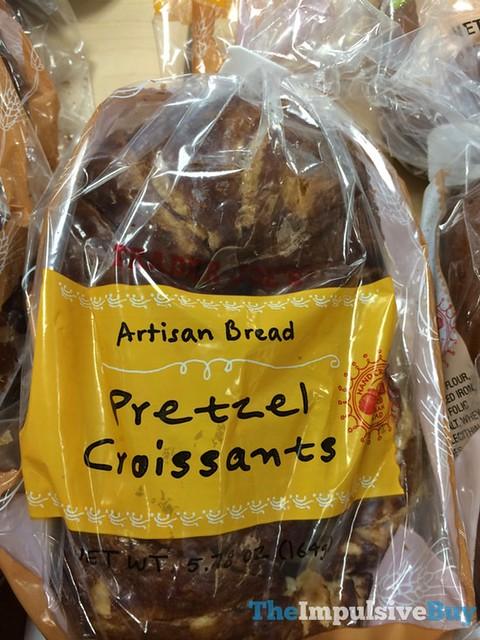 Trader Joe's Artisan Bread Pretzel Croissants