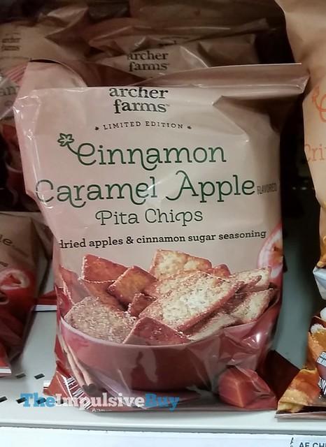 Archer Farms Limited Edition Cinnamon Caramel Apple Pita Chips