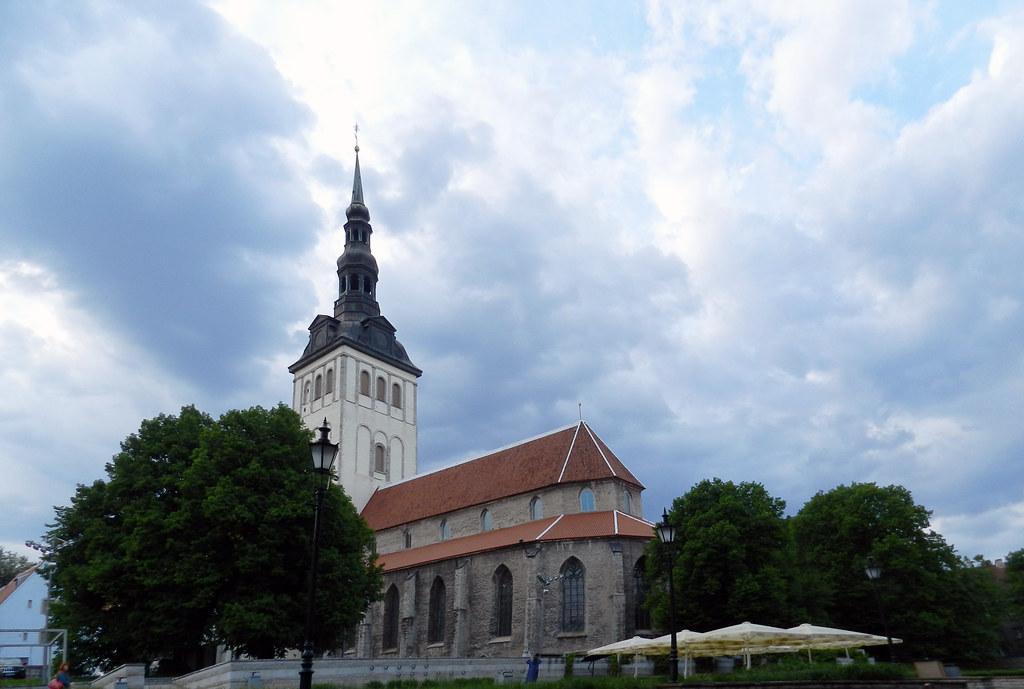 Iglesia de San Nicolás Tallin Estonia 01
