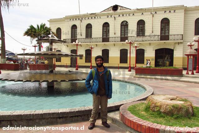 Arica - Ferrocarril Arica La Paz