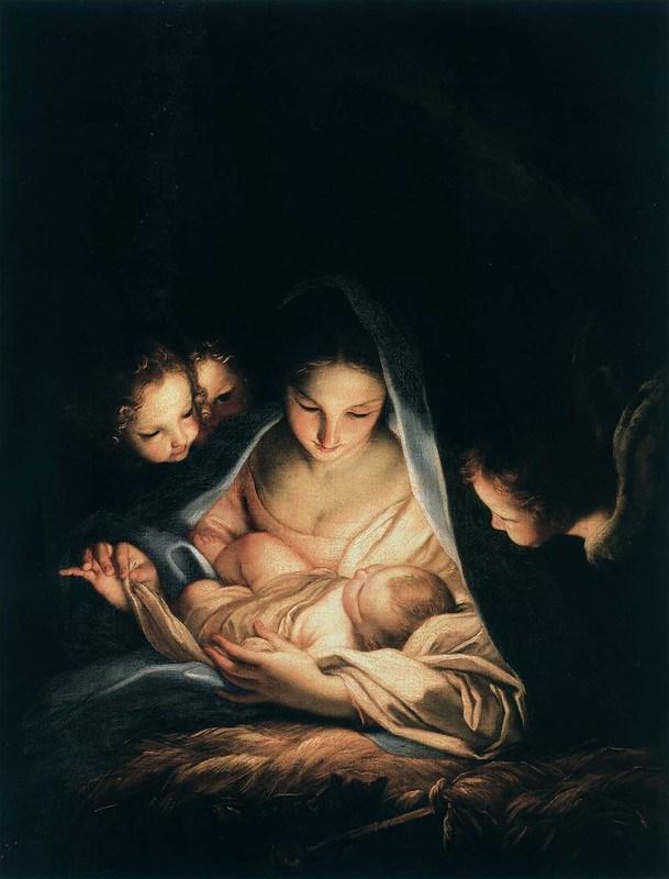 Maratti - The Holy Night