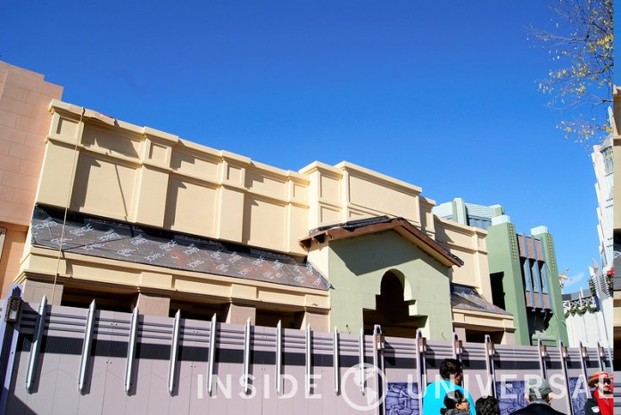 Photo Update: December 19, 2015 - Universal Studios Hollywood - House of Horrors