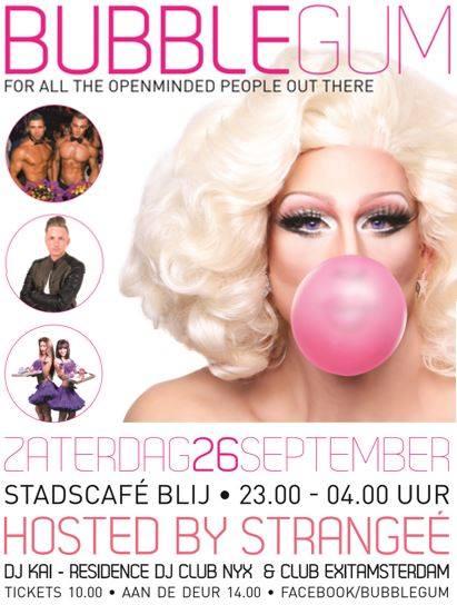 'Bubblegum' 26-09-2015