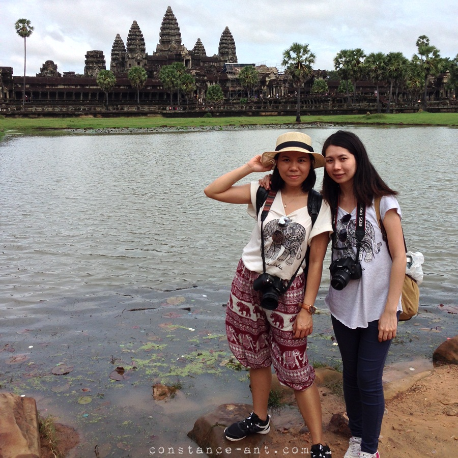 {Siem Reap} Snapshots