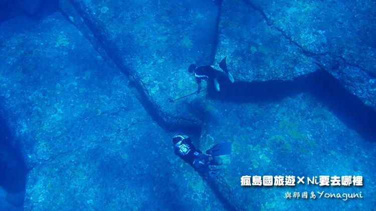 46海底遺跡海龜
