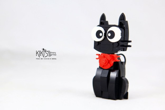JiJi the black cat