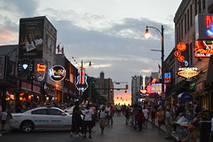 005 Beale Street Sunset