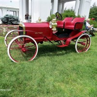 1908 Browniekar at the 2015 Elegance at Hershey