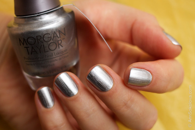 03 Morgan Taylor Chrome Base swatches by Ann Sokolova
