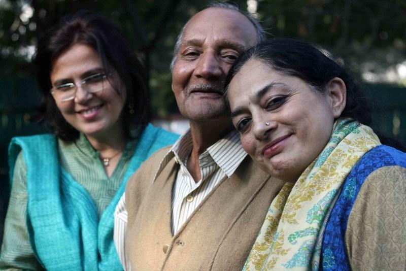 City Notice - Delhi Storytellers RV Smith, Sadia Dehlvi, Rakhshanda Jalil, Oxford Book Store