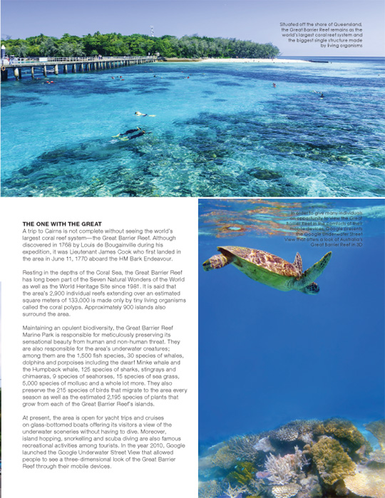 La Isla Magazine Aug 2015 Issue