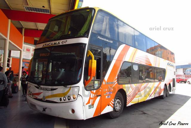 Atacama Vip (Pullman Bus) - Copiapó - Busscar Panorâmico DD / Volvo (BYXP70)