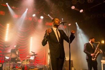 Leon Bridges @ Commodore Ballroom - November 3rd 2015