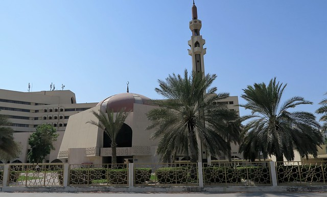 Masjid Al Baladiyah exterior