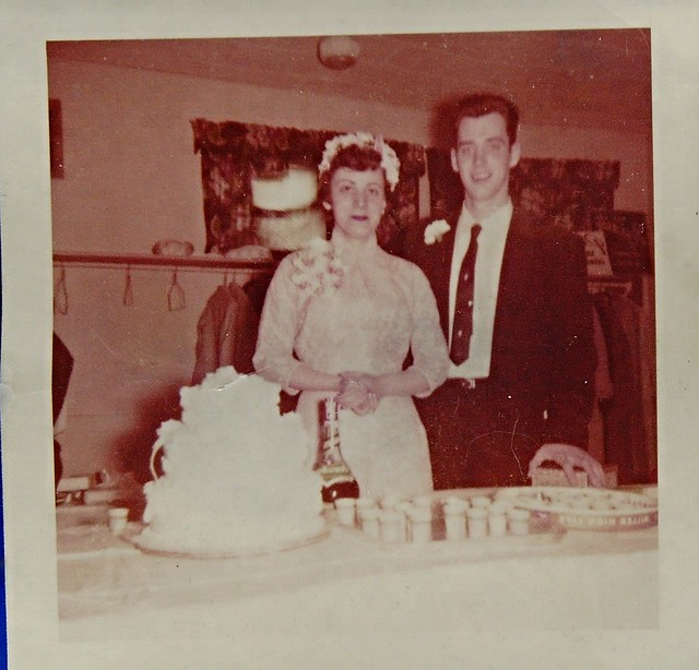 Dixie and Jerry Wedding