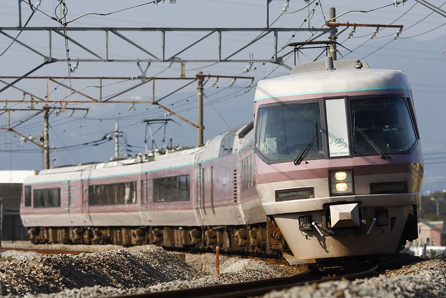 "Series 485 Parlor train ""Yuu"""