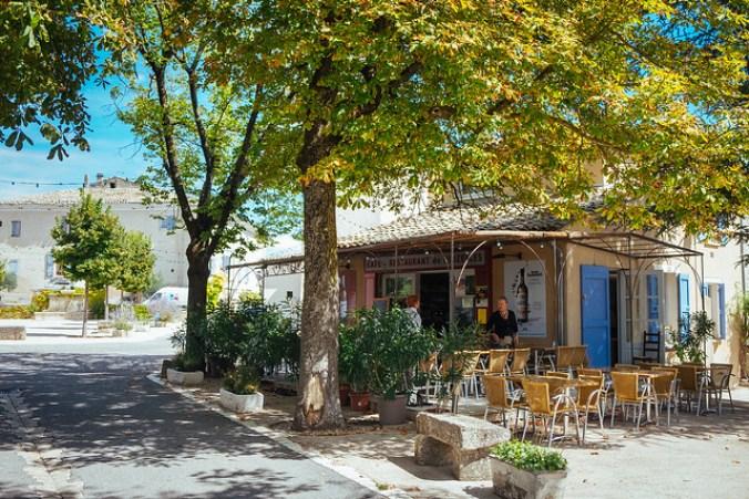 Bistrot de Pays: Café Restaurant de Niozelles