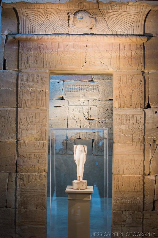 Temple of Dendur NYC Met