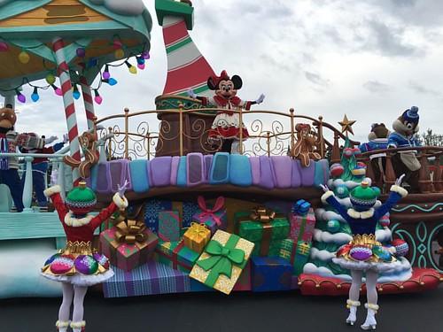 いいクリスマスパレード!