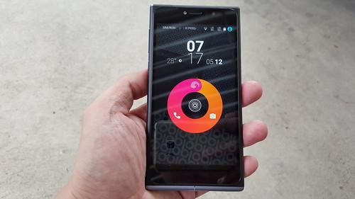 obi worldphone sf1 ด้านหน้า