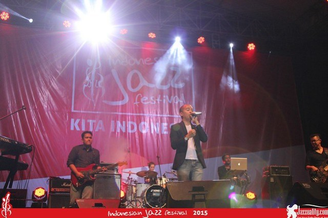 Indonesian Jazz Festival 2015 - Anugrah Aditya (1)