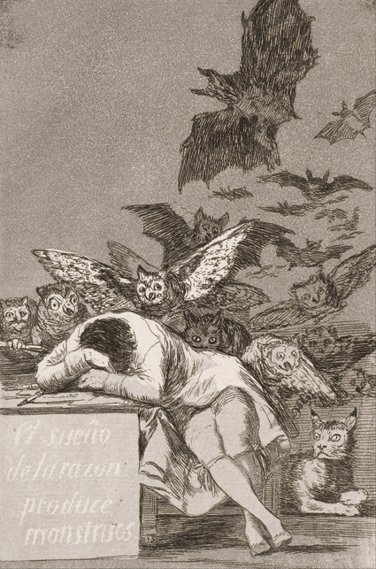 Francisco_José_de_Goya_y_Lucientes_-_The_sleep_of_reason_produces_monsters_(No._43),_from_Los_Caprichos_-_Google_Art_Project Uti 425