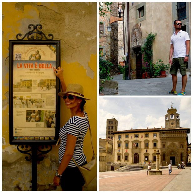 Visitar Arezzo Italia