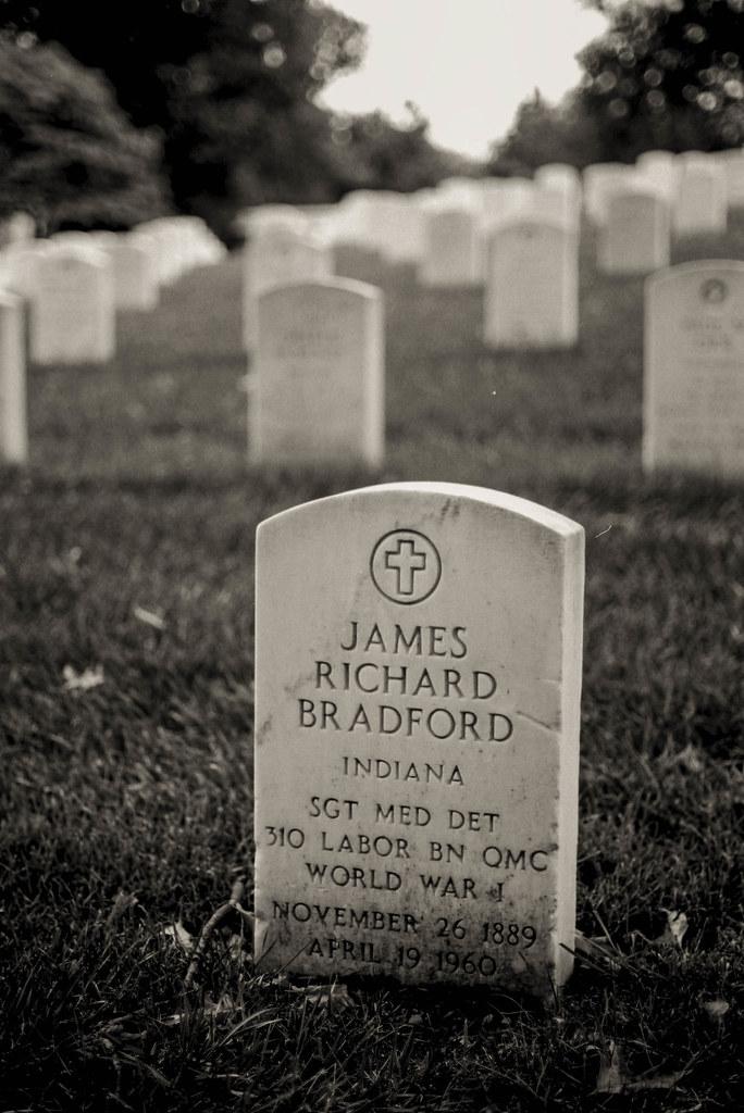 James Richard Bradford