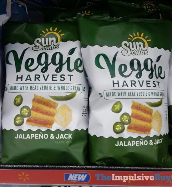 Sunchips Veggie Harvest Jalapeno & Jack