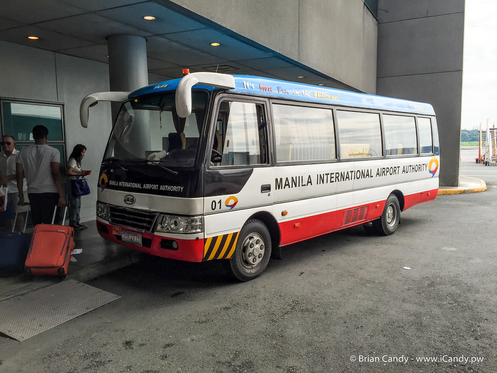 Free Terminal Transfer Service at NAIA