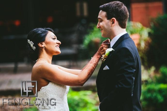 Rachana & Matt's Fusion Wedding | Metropolitan Club Alpharetta | Atlanta Indian Wedding Photographer