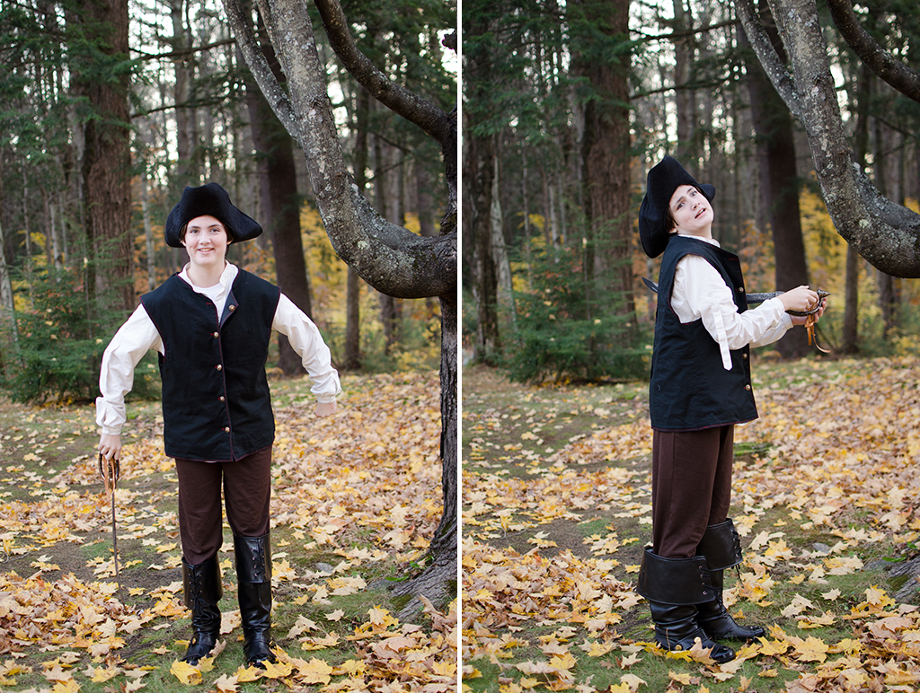 Halloween 2015 - Lillia the pirate
