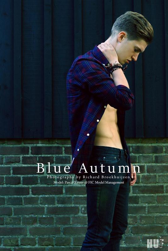 'Blue Autumn'
