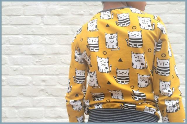 billie pijama (back)