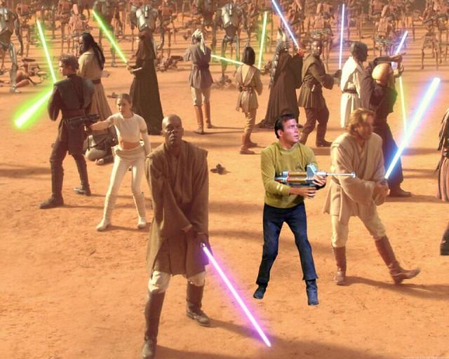 Trek Wars