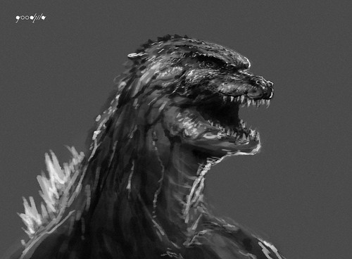 New Godzilla 1989