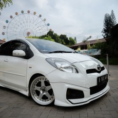 Toyota Yaris Trd Putih Tune Up Grand New Avanza Gambar Modifikasi Mobil 2010 Modif