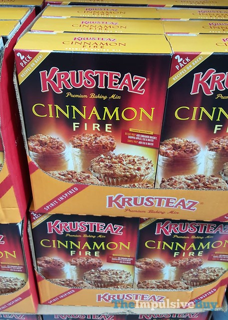 Krusteaz Cinnamon Fire Premium Baking Mix