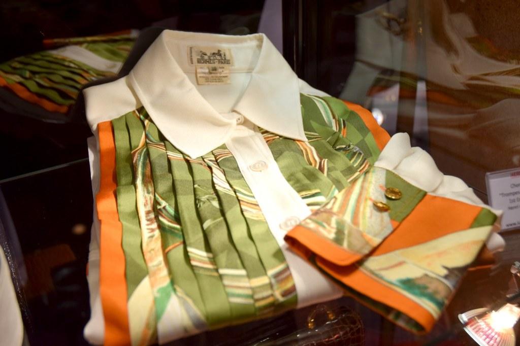 Hermès silk