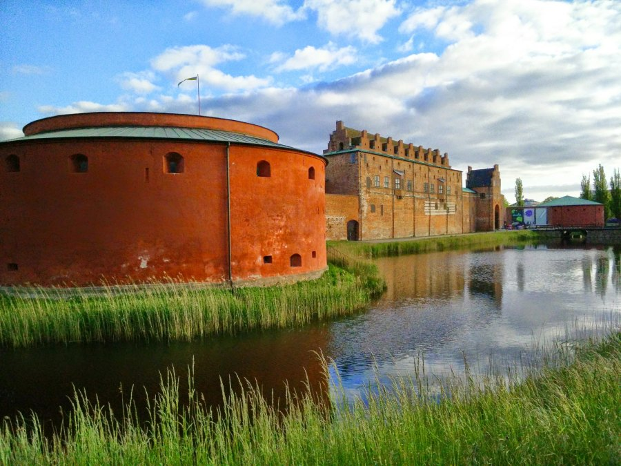 Malmö (from the Little Scandinavian Diary)