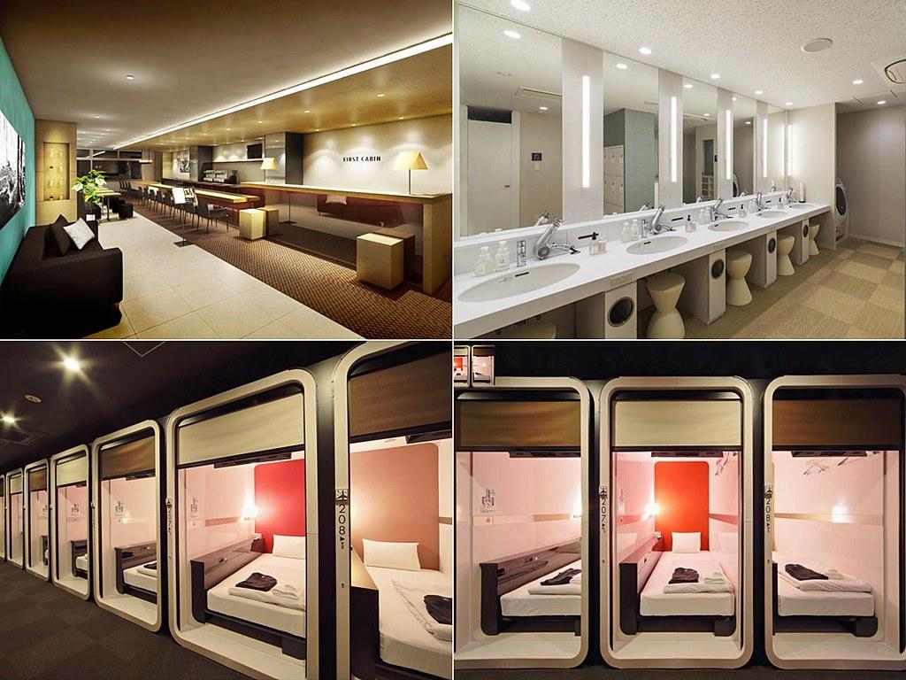 《东京订房笔记》2015年26间新开业酒店.酒店.胶囊旅馆与青年旅舍推介,着手规划2016年日本东京之旅!
