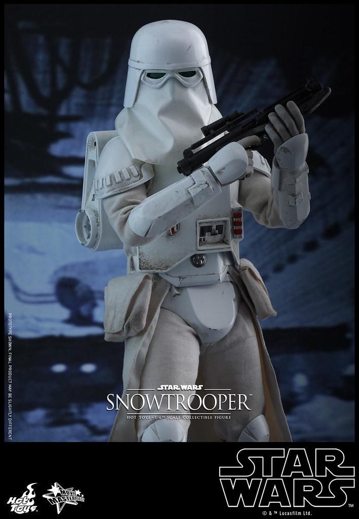 Hot Toys – MMS397 – 星際大戰五部曲:帝國大反擊【帝國雪地兵】Snowtrooper 1/6 比例人偶作品 | 玩具人Toy People News