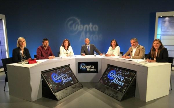 Cuenta Atrás Onda Azul Málaga 13-10-2015